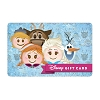 Disney Collectible Gift Card - Emoji - Frozen