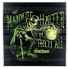 Disney Wall Sign - The Haunted Mansion Hatbox Ghost