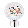 Disney LED Figurine - Mickey and Minnie Holidazzler Light-Up