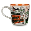 Disney Coffee Cup Mug - Toy Story Color Contrast