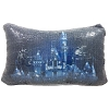 Disney Throw Pillow - Disneyland 60th Diamond Anniversary