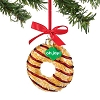 Girl Scouts Christmas Ornament - Girl Scout Cookies - Caramel Coconut