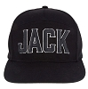 Disney Baseball Cap - Jack Skellington Name and Face Cap for Adults