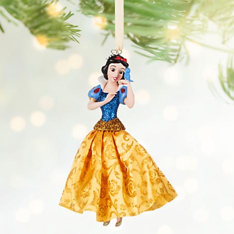 Disney Sketchbook Ornament - 2016 Snow White