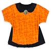 Disney Ladies Shirt - Witch Minnie Halloween Costume Tee with Cape