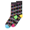 Disney Adults Socks - Mickey Mouse - Summer Brights
