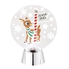 Rudolph LED Light-Up Figure - Rudolph North Pole Holidazzler