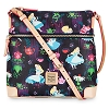 Disney Dooney & Bourke Bag - Alice in Wonderland Crossbody Bag