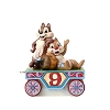 Disney Traditions by Jim Shore - Chip and Dale Train Age 9