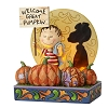 Peanuts by Jim Shore - The Great Pumpkin 50th Anniversary
