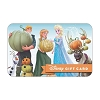 Disney Collectible Gift Card - A Frozen Halloween - Elsa Anna Olaf