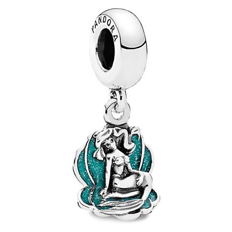 Disney Pandora Charm Ariel Dangling Charm