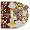 Disney Food & Wine Festival Pin - 2016 Chef Figment Logo