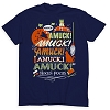 Disney Adult Shirt - Hocus Pocus - Amuck Tee for Adults - Limited