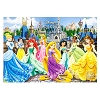 Disney Coloring Book - Disney Princesses Postcards Coloring Book