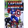 Disney Wall Magnet - Marvel - Captain America Comic