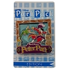 Disney Park Pack Pin - December 2015 - Peter Pan - Purple Banner
