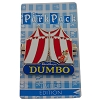 Disney Park Pack Pin - February 2016 - Dumbo - Red and White Tent