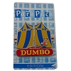 Disney Park Pack Pin - February 2016 - Dumbo - Blue and Yellow Tent