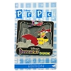 Disney Park Pack Pin - March 2016 - Darkwing Duck - Black