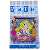 Disney Park Pack Pin - April 2016 - Tangled - Purple w/ Yellow Pascal