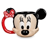 Disney Coffee Mug - Disney Cruise Line - Minnie Mouse Sculptured Mug