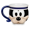 Disney Coffee Mug  -  Disney Cruise Line - Goofy Sculptured Mug