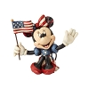 Disney Traditions by Jim Shore - Mini Patriotic Minnie
