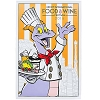 Disney Wall Poster - Epcot Food and Wine Festival 2016 - Chef Figment