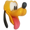 Disney Magnet - Pluto Head