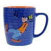Disney Coffee Cup Mug - Personality Goofy - Loveable Happy Clumsy