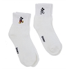 Disney Adult Socks - Mickey Mouse - White - 2 Pair
