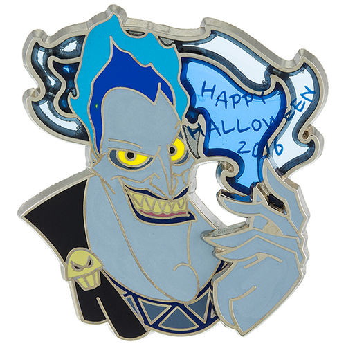 disney pin happy halloween hades