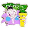 Disney Pin - Happy Halloween 2016 - Yzma