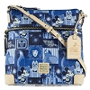 Disney Dooney & Bourke Bag - Magic Kingdom 45th Anniversary Crossbody