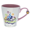Disney Coffee Mug - Mickey Magic Kingdom 45th Anniversary - White