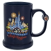 Disney Coffee Cup Mug - Magic Kingdom 45th Anniversary - Blue