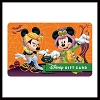 Disney Collectible Gift Card - A Spooky Celebration - Halloween