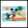 Disney Collectible Gift Card - Catching Some Rays - Beach Series