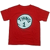 Universal Child's Shirt - Seuss Landing - Thing Shirt