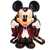 Disney Halloween Popcorn Bucket - Vampire Mickey Mouse Red
