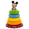 Disney Baby Toy - Mickey Ring Stack