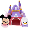 Disney Plush Play Set - Castle with Daisy and Minnie
