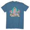 Disney ADULT Shirt - Magic Kingdom 45th Anniversary Mad Tea Party