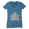 Disney Women Shirt- Magic Kingdom 45th Anniversary Mad Tea Party