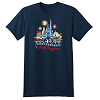 Disney Adult Shirt - Magic Kingdom 45th Anniversary Tee