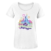 Disney Women Shirt- Magic Kingdom 45th Anniversary Tee
