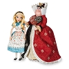 Disney Fairytale Designer Collection Doll Set - Alice and The Queen