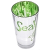 SeaWorld Tumbler Glass - Reflective Coating - Sea Turtle