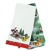 Disney Dish Towel Set - Mickey & Friends Retro Holiday Winter Scene